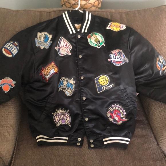 jeff hamilton Other - Vintage Jeff Hamilton NBA Bomber Jacket 560002460
